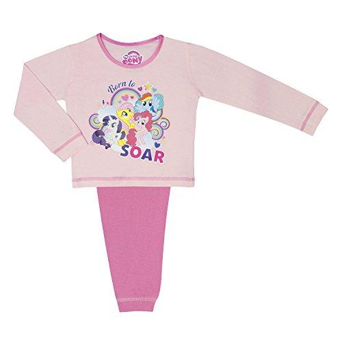 girls-my-little-pony-rainbow-dash-pyjama-set-100-cott-born-to-soar-3-4-years
