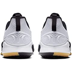 A snake shedding its skin is when it's most dangerous. As Kobe Bryant moves into his post-NBA life, the Kobe Mamba Rage Men's Shoe symbolizes the transition. The snakeskin-inspired outsole is designed to enhance traction during the step-back ...