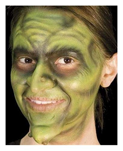 Ovedcray Costume series Woochie Wicked Witch Prosthetic Nose -