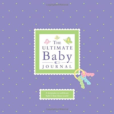 The Ultimate Baby Journal from WS Publishing Group