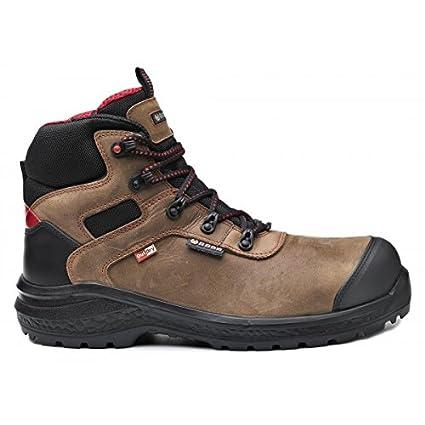 Base protección bas-b895 X -9 impermeable botas de seguridad, marrón, tamaño