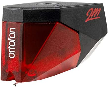 4. Ortofon 2M Red: Excellent Sonic Reproduction, Easy Mounting, Clear and Warm Sound