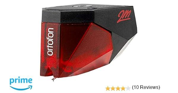 Ortofon 2M Red Moving Magnet Cápsula: Amazon.es: Electrónica