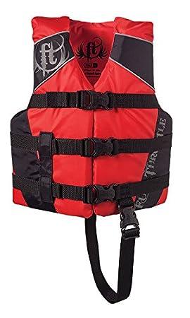 Full Throttle Infant Nylon Water Sports Vest Blue 112400-500-000-14