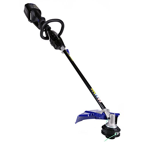 Kobalt 80-Volt Max 16-in Straight Brushless Cordless String Trimmer Edger (Tool Only - Battery/Charger Not Included) by Kobalt