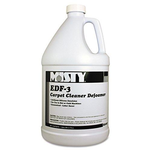 AMRR8274 EDF-3 Carpet Cleaner Defoamer, 1 gal. Bottle by MISTY