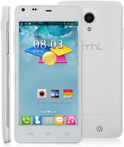 THL T5S SmartPhone Android 4.2 OS MTK6582 Quad Core WCDMA 3G 4.7 ...