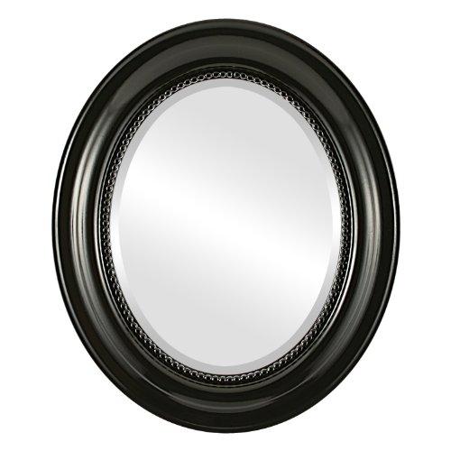 Oval Wall Mirror for Home Decor, Bedroom, Living Room, Bathroom   Decorative -