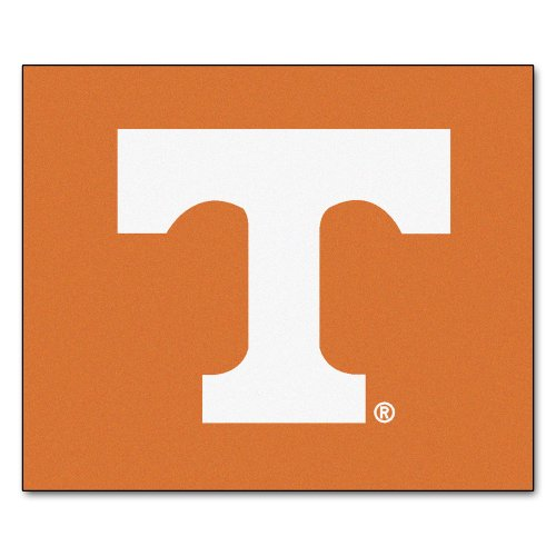 FANMATS NCAA University of Tennessee Volunteers Nylon Face Tailgater Rug