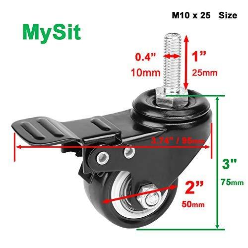 m5-M 5,3 mm 500 RONDELLE DIN 125 v2a acciaio inox-rostfrei