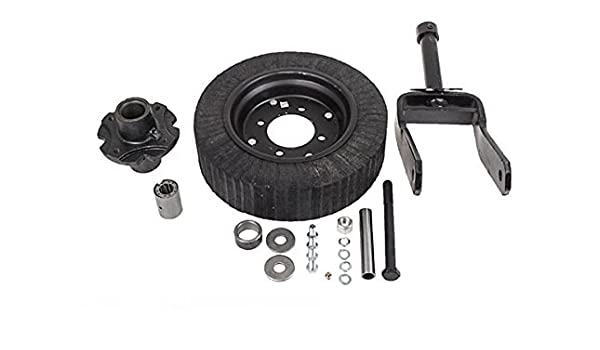 Amazon com: Caster Assembly for Bush Hog rotary cutters 104