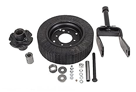 Amazon com: Caster Assembly for Bush Hog rotary cutters 104 105 1050