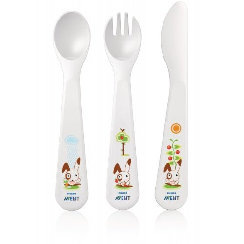 Philips Avent Knife Fork Spoon