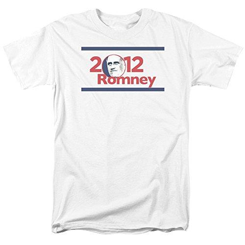 (Mitt Romney - 2012 Romney T-Shirt Size)