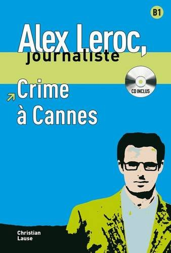 Read Online Crime a Cannes. Lecture + CD (French Edition) pdf