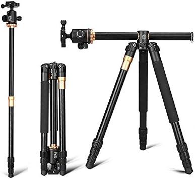 Trípode Qzsd Q999H 154.9 com - Columna central flexible Trípode Mobopod ligero, ligero y compacto con cabezal de bola para Canon, Nikon, Sony, Samsung, Panasonic, Kodak, Olympus, FUJI y cámara DSLR: Amazon.es: