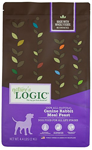 Nature'S Logic Canine Rabbit Meal Feast, 26.4Lb