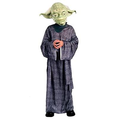Star Wars Yoda Deluxe Child Costume - Kid's Costumes | Learning Toys