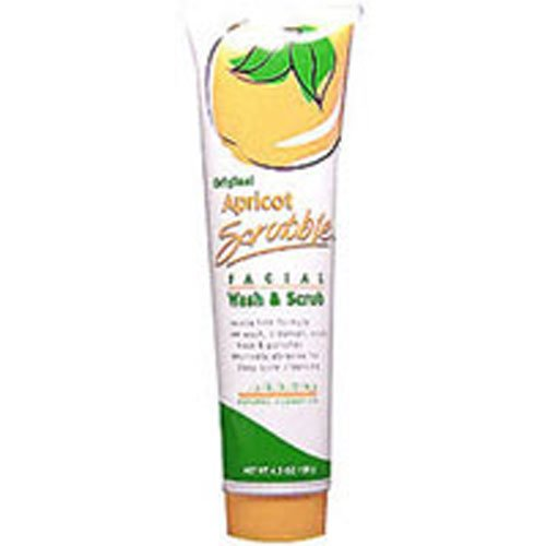 - Jason Natural Products Apricot Scrubble Face Wash, 4 Ounce - 6 per case.