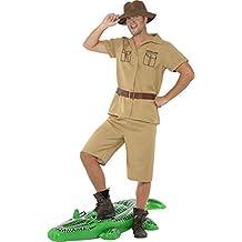 Smiffy's Men's Safari Man Costume
