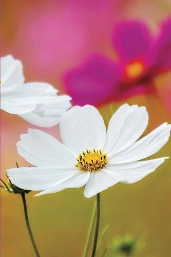 White Cosmos Flower Journal (Flower Journals)
