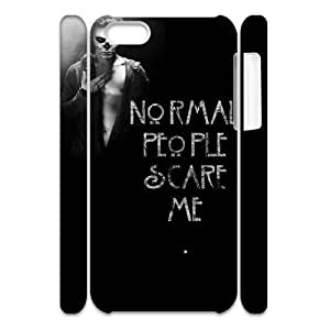 DIY Phone Case with Hard Shell Protection for Iphone 5C 3D case with American Horror Story lxa#915632
