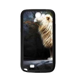 Custom Case for Samsung Galaxy Note2 N7100 Mystic Zone Custom Lion King Case