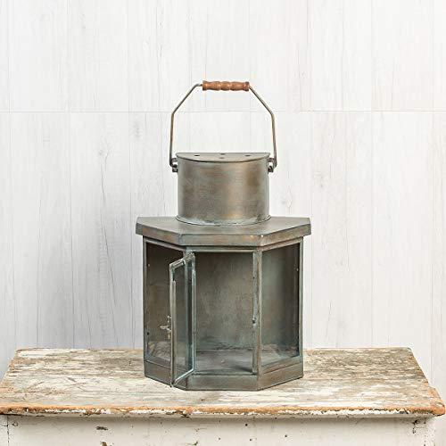 (Ragon House Wall Mount Lantern with Chimney)