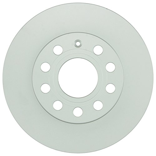 Bosch 53011410 QuietCast Premium Disc Brake Rotor For: Volkswagen GTI, Jetta, Passat, Rabbit, Rear