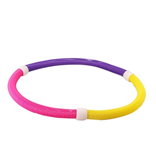 Soft Hula Hoop Spring Hula Hoop Magnetic Slimming Thin Waist Fitness Equipment