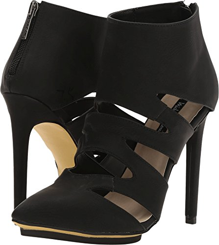 - Michael Antonio Women's Lake Ankle Bootie, Black, 9 Size Conversion M US