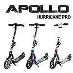 Apollo-Monopattino-Scooter-Hurricane-City-Scooter-230mm-Giant-XXL-Wheel-con-Sospensione-City-Roller-Pieghevolerichiudibile-e-con-Altezza-Regolabile-Kickscooter-per-Adulti-e-Bambini
