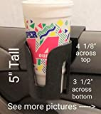 The LEDGE Cup Holder - Cup Holder - auto Cup Holder - Large Drink Holder