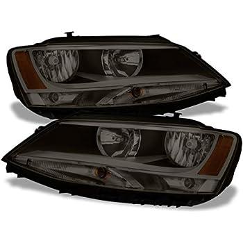 2pcs Left+Right 38W Clear Fog Lights With H11 Bulbs Fit 2010-2011 Honda CRV
