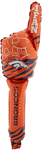 (Anagram International Broncos Spirit Stick Ci Package Party Balloons, 30