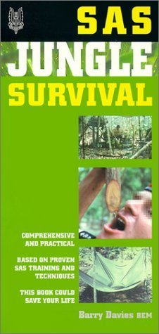 SAS Jungle Survival (SAS Survival) by Barry Davies (2001-08-04)