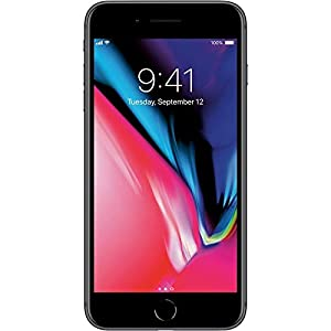 Best Epic Trends 41k7uf1xOGL._SS300_ (Renewed) Apple iPhone 8 Plus, 256GB, Space Gray - For AT&T / T-Mobile