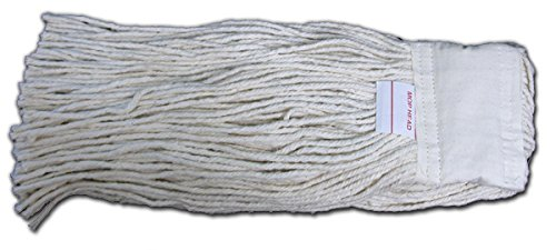 12-Ounce 12-Pack T.W Evans Cordage Co. T.W Evans Cordage C1012 Evandale Cotton Mop Head
