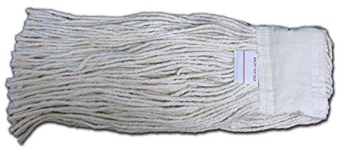 Evans Cordage Co. 12-Pack T.W 24-Ounce T.W Evans Cordage C1024 Evandale Cotton Mop Head