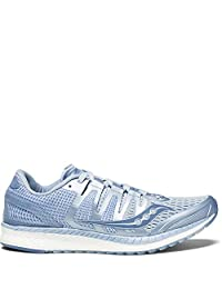 Saucony Womens Liberty Iso Fog/Blue Running