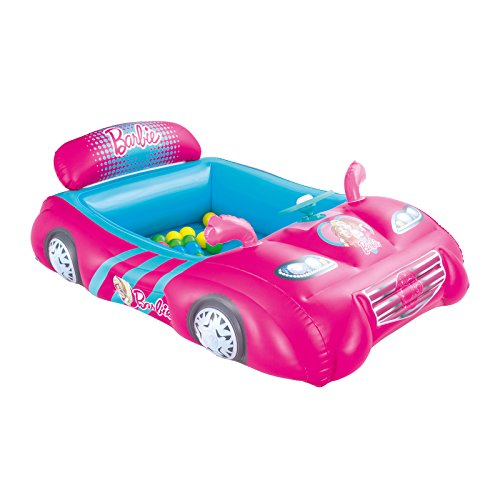 - Bestway 93207E Sports Car Ball Pit, Pink