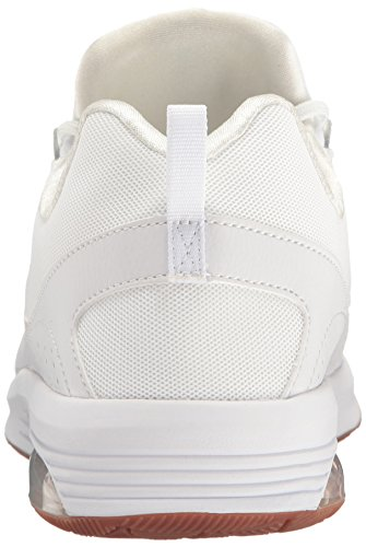 Skateboarding DC Heathrow D White Shoe Ia White 6 Gum US UwE17qvwZx