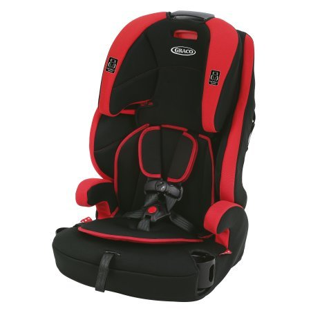 Graco Wayz 3 in 1 Harness Booster Car Seat, Gordon (Graco 8 Positions compare prices)