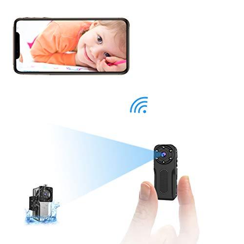 Tiny Waterproof Camera - 5