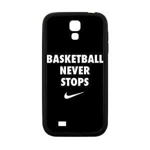 HRMB basketball never stops Phone Case for Samsung Galaxy S4