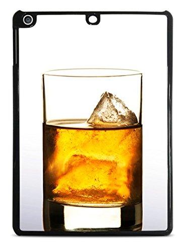 (Whiskey on the Rocks Black iPad Air Hardshell Case)