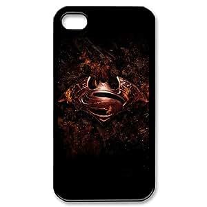 DIY Stylish Printing Batman Cover Custom Case For iPhone 4,4S V6Q773312