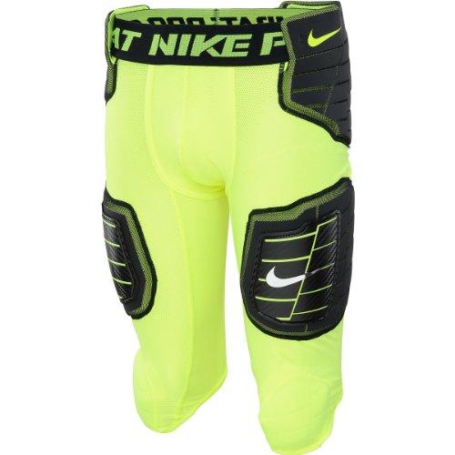 Nike Pro Combat Mens Hyperstrong 3/4 Pants Volt
