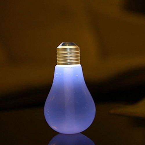 Aquarium LED Humidifier (pink) - 9