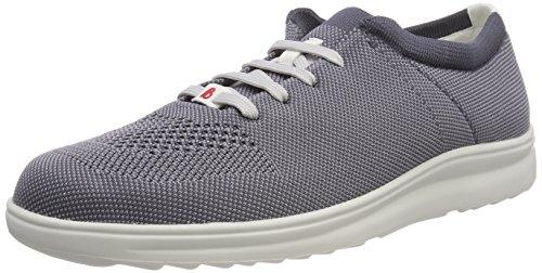 Berkemann Men Allegro Sneaker Grigio (grigio Scuro / Grigio Chiaro)